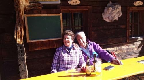 Ausflug Südtirol Ahornbach 2017
